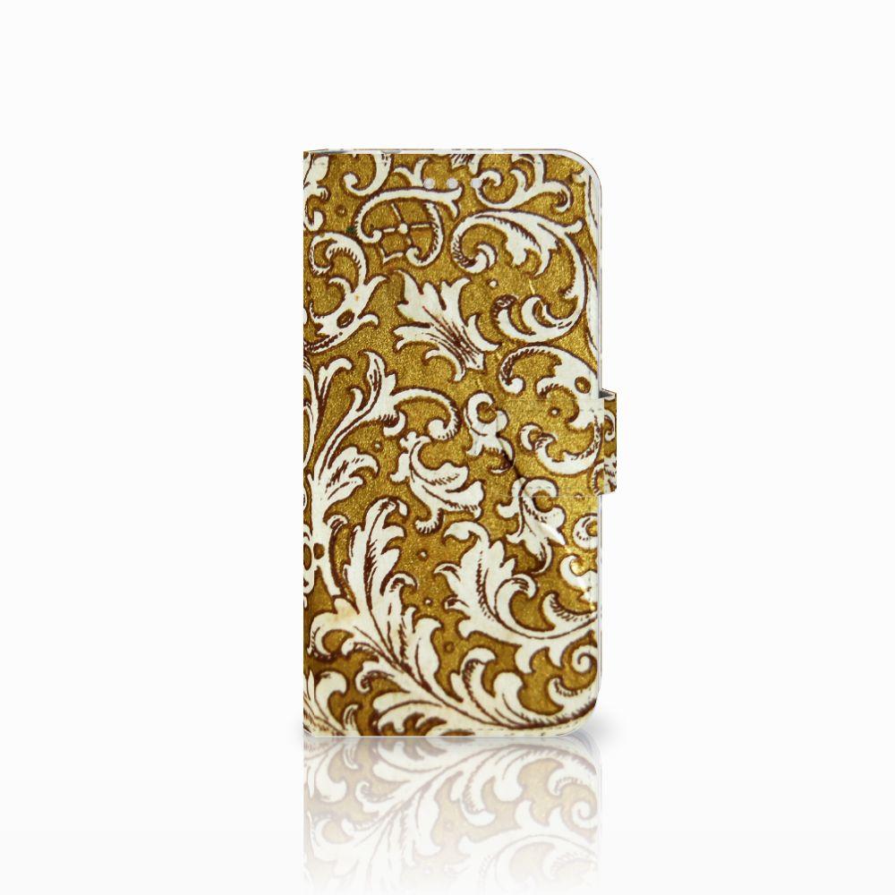 Wallet Case Huawei P20 Pro Barok Goud