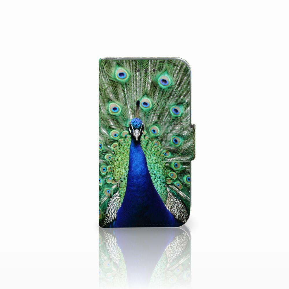Samsung Galaxy Core Prime Boekhoesje Design Pauw