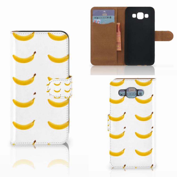Samsung Galaxy E5 Book Cover Banana