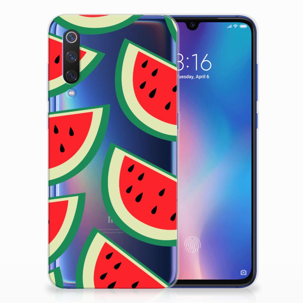Xiaomi Mi 9 Siliconen Case Watermelons