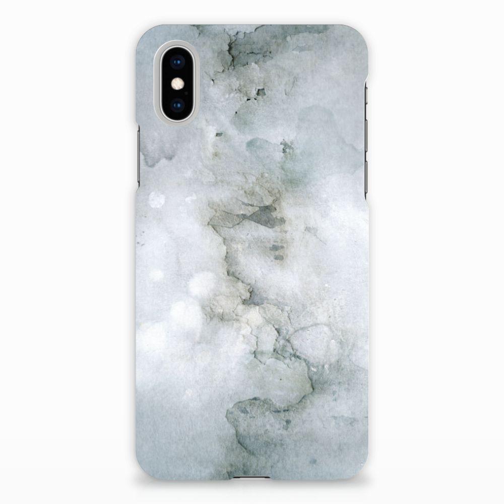 Apple iPhone X | Xs Uniek Hardcase Hoesje Painting Grey