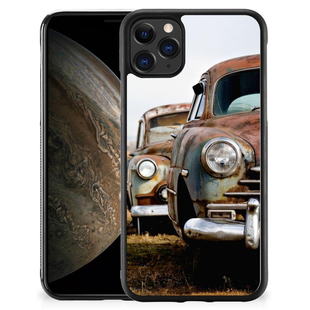 Apple iPhone 11 Pro Grip Case Vintage Auto