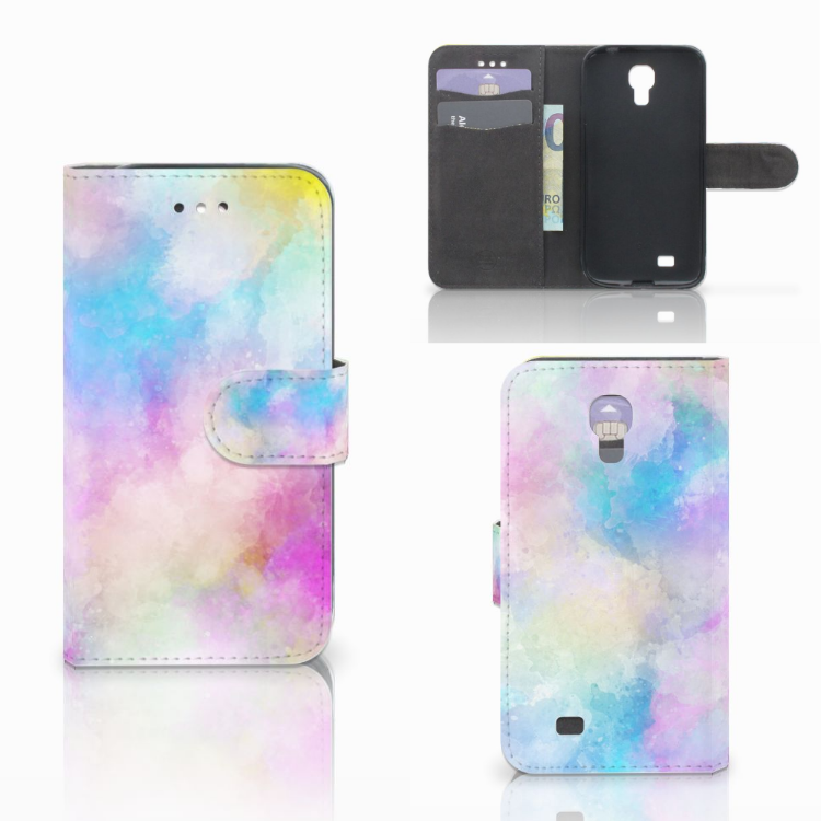 Hoesje Samsung Galaxy S4 Watercolor Light