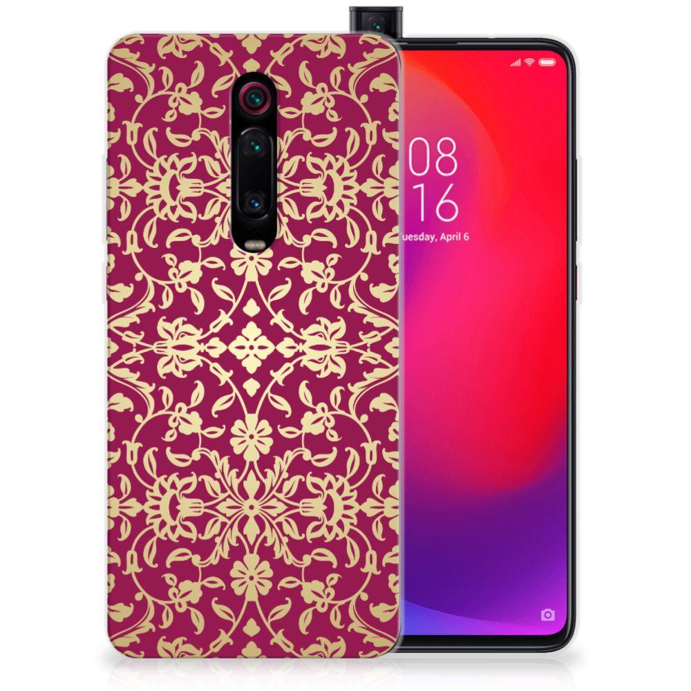 Siliconen Hoesje Xiaomi Mi 9T Pro   Redmi K20 Pro Barok Pink