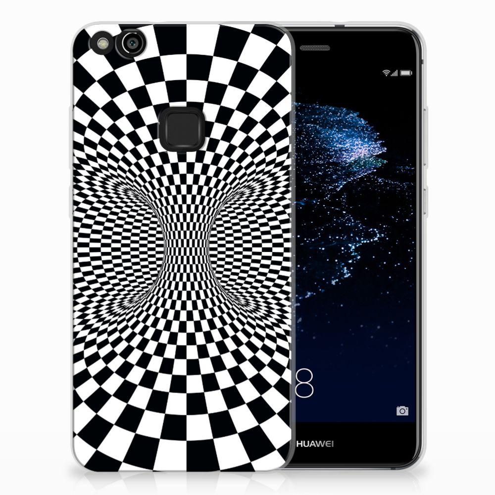 Huawei P10 Lite TPU Hoesje Illusie