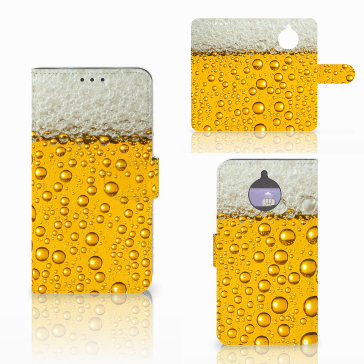 Motorola Moto E4 Plus Book Cover Bier