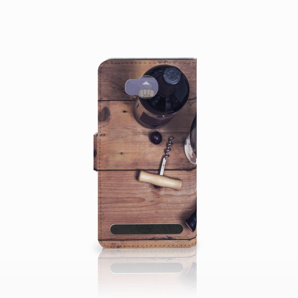 Huawei Y3 2   Y3 II Book Cover Wijn