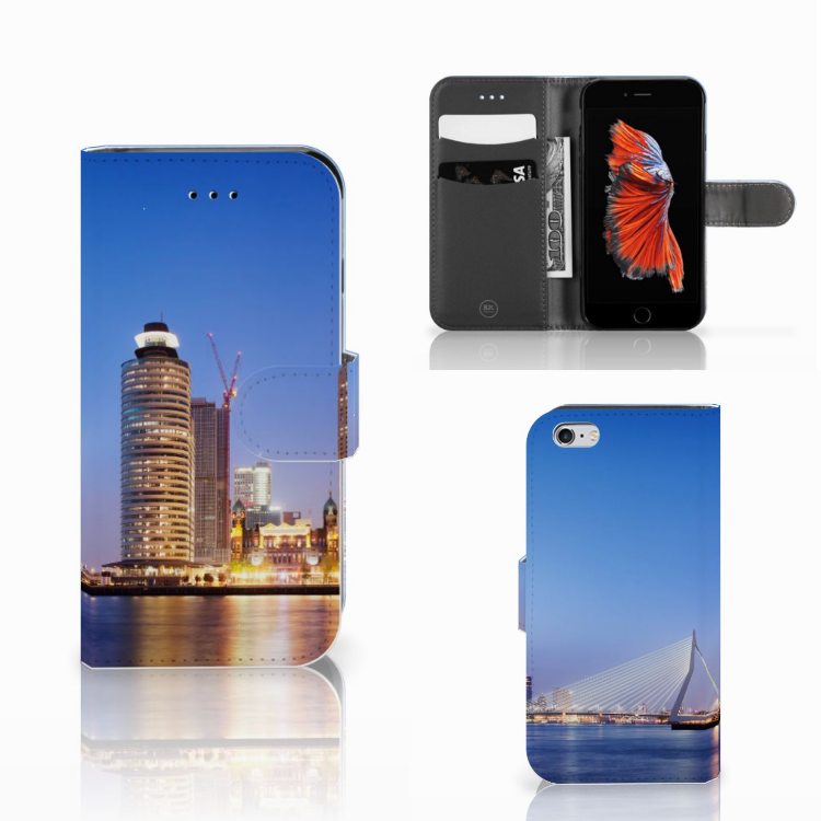 Apple iPhone 6 | 6s Flip Cover Rotterdam