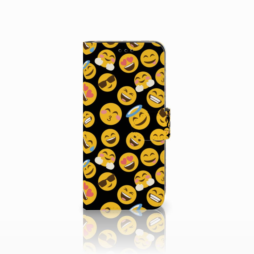 Huawei P20 Lite Boekhoesje Design Emoji