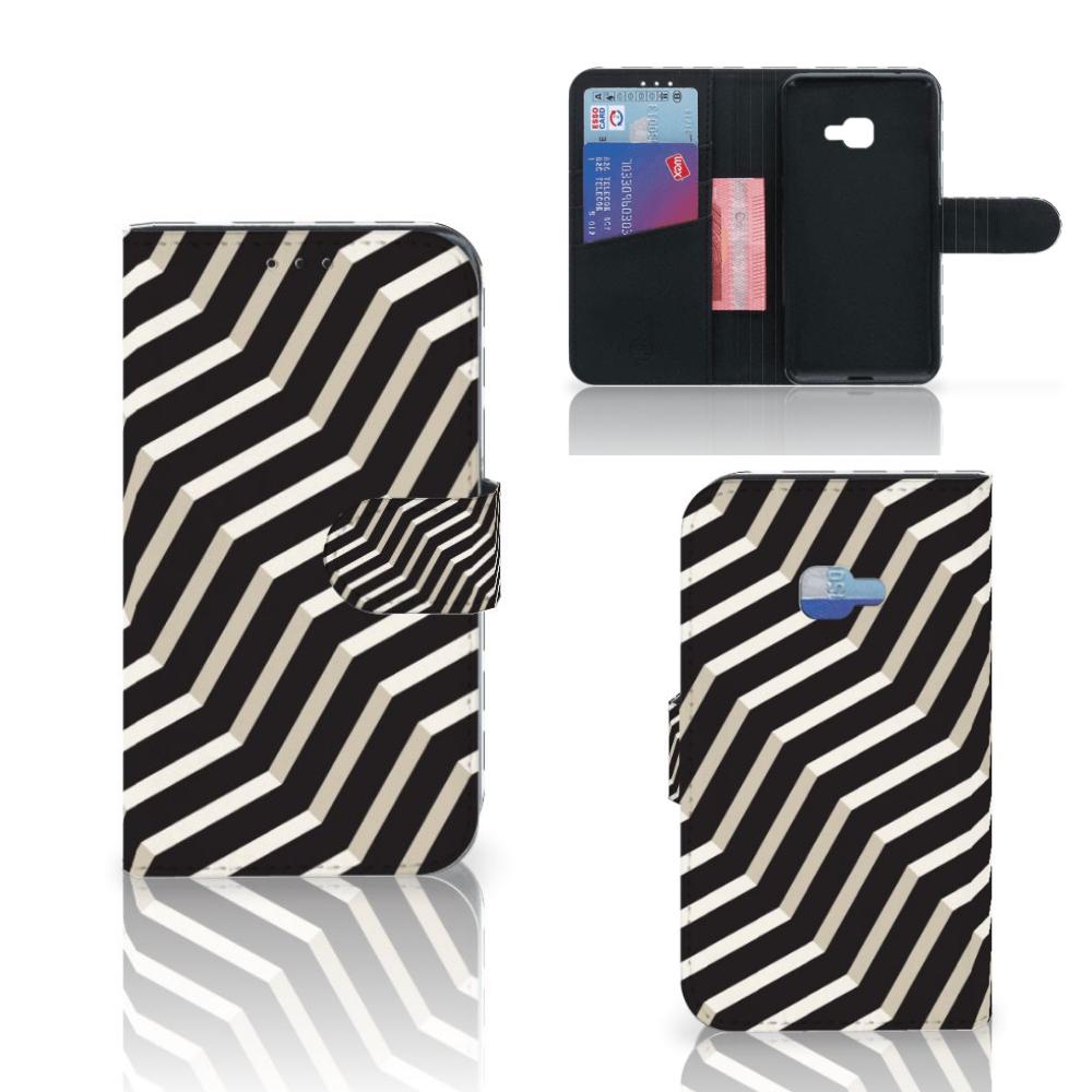 Samsung Galaxy Xcover 4 | Xcover 4s Bookcase Illusion