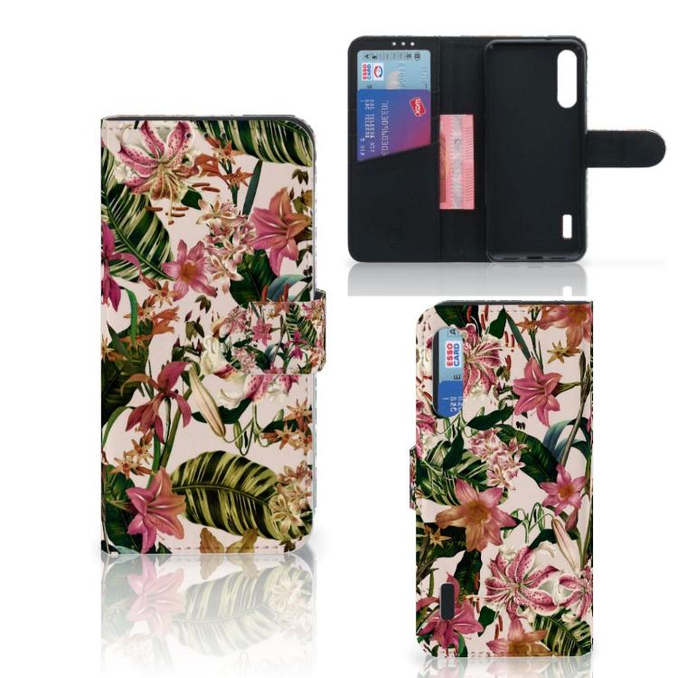 Xiaomi Mi A3 Hoesje Flowers