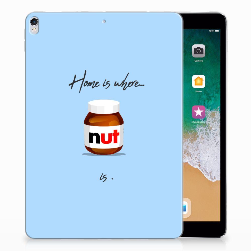 Apple iPad Pro 10.5 Uniek Tablethoesje Nut Home