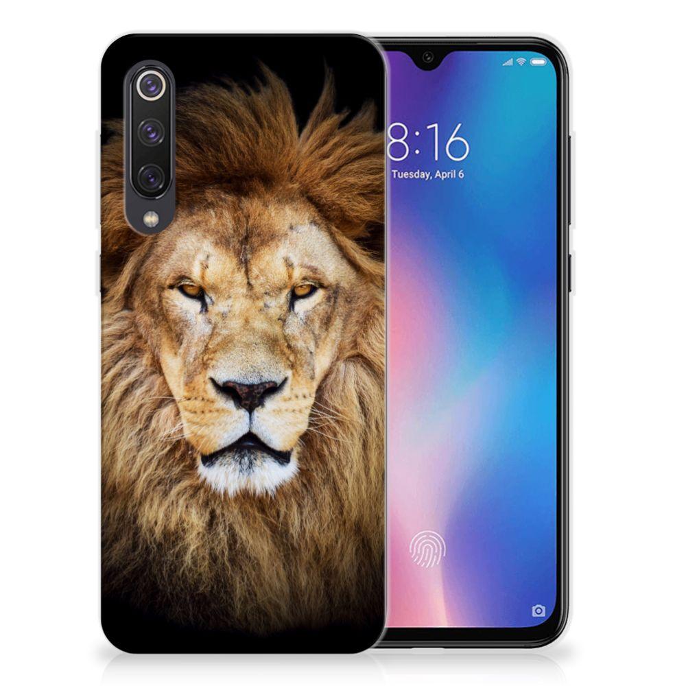 Xiaomi Mi 9 SE TPU Hoesje Leeuw