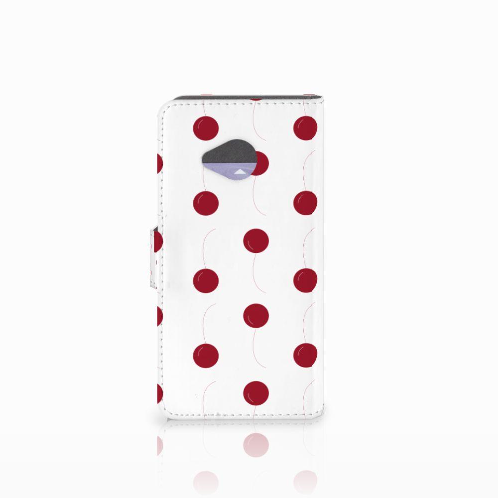 HTC U11 Life Book Cover Cherries