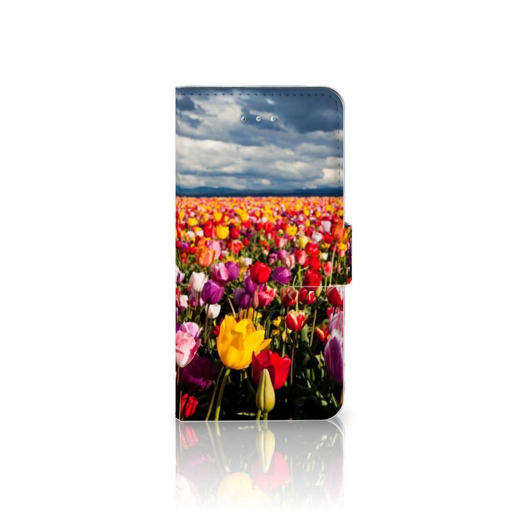 Honor 4A | Y6 Uniek Boekhoesje Tulpen