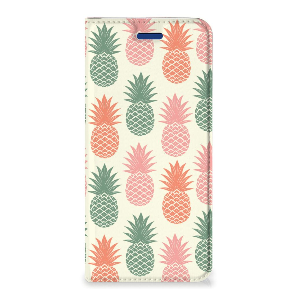 Huawei P Smart Flip Style Cover Ananas