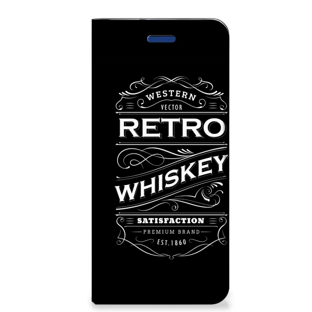 Huawei P Smart Flip Style Cover Whiskey