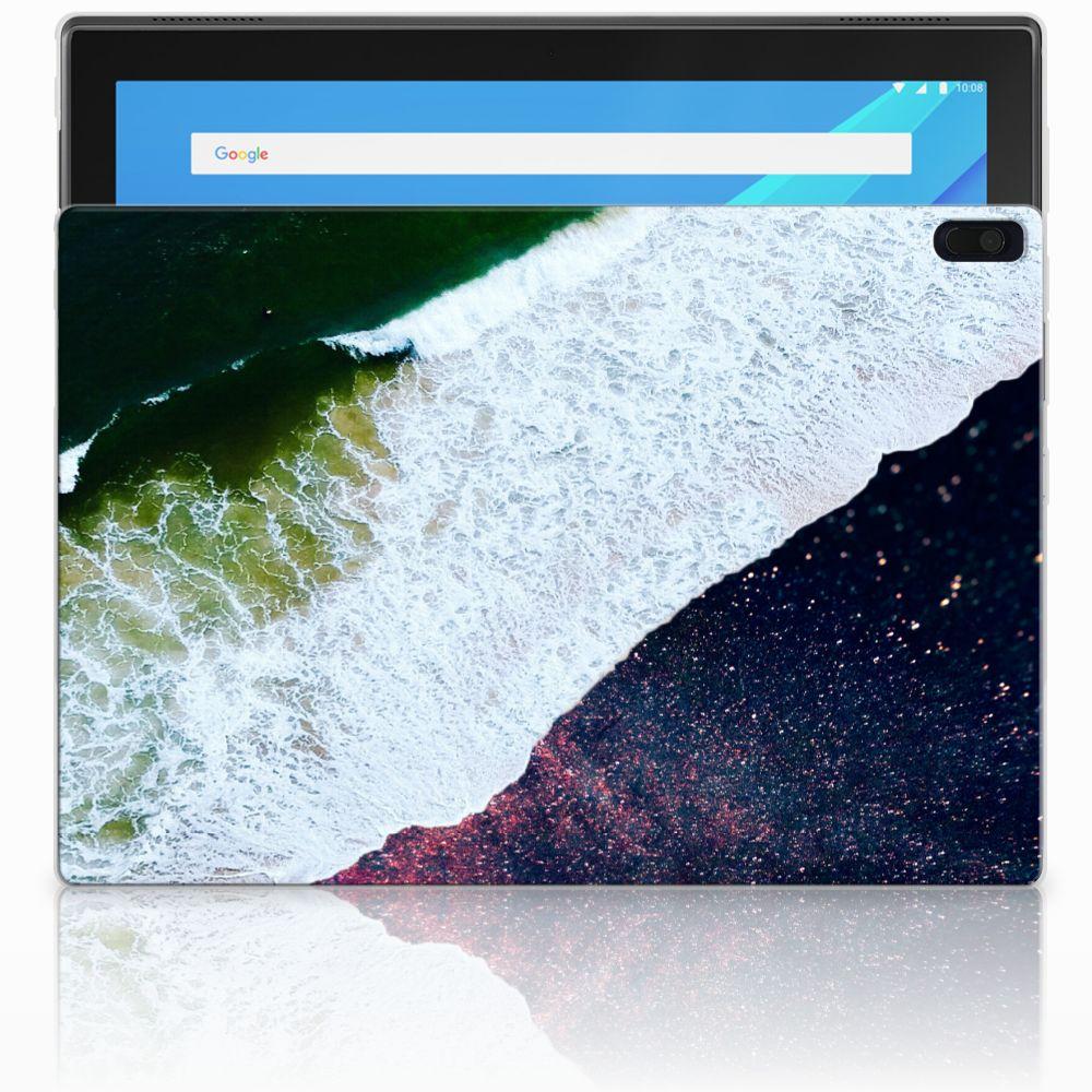 Lenovo Tab 4 10.1 Back Cover Sea in Space