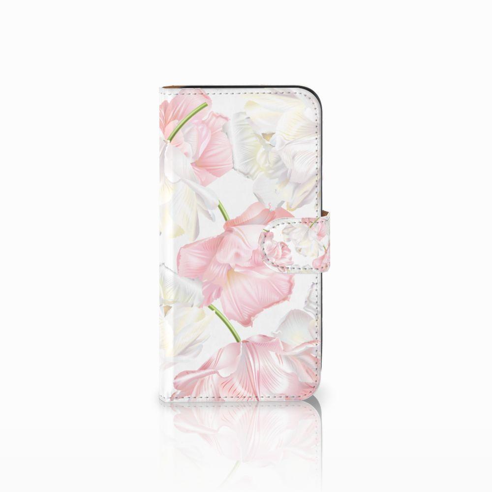 Samsung Galaxy E5 Boekhoesje Design Lovely Flowers
