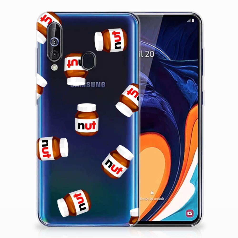 Samsung Galaxy A60 Siliconen Case Nut Jar