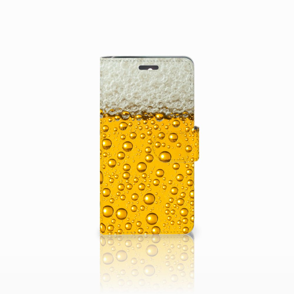 Lenovo K6 Uniek Boekhoesje Bier