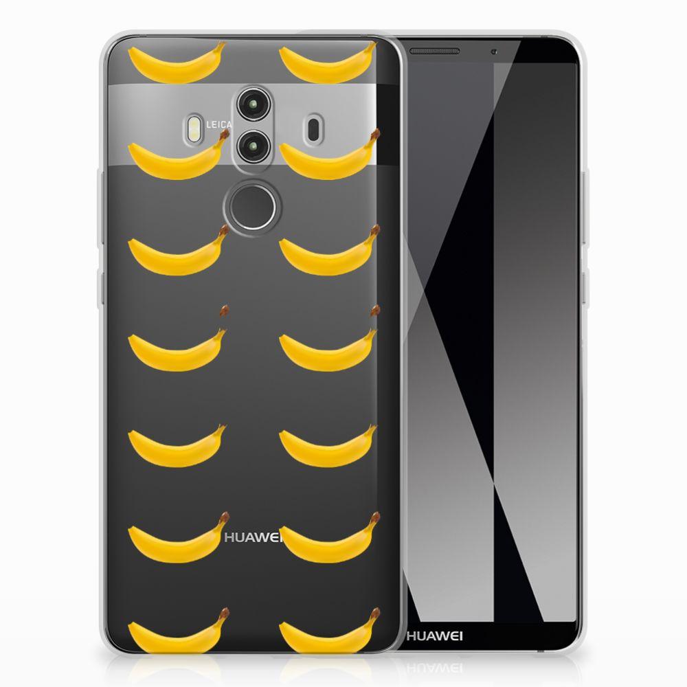 Huawei Mate 10 Pro Siliconen Case Banana