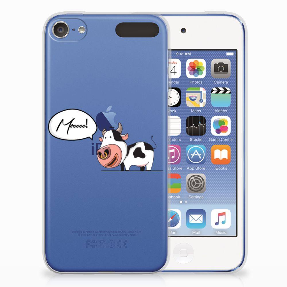 Apple iPod Touch 5 | 6 TPU Hoesje Design Cow