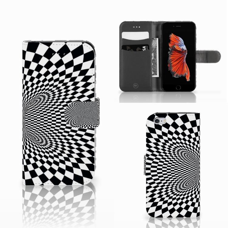 Apple iPhone 6 | 6s Bookcase Illusie