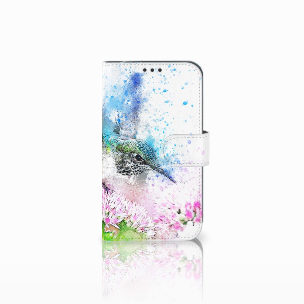Samsung Galaxy Xcover 4 Boekhoesje Design Vogel