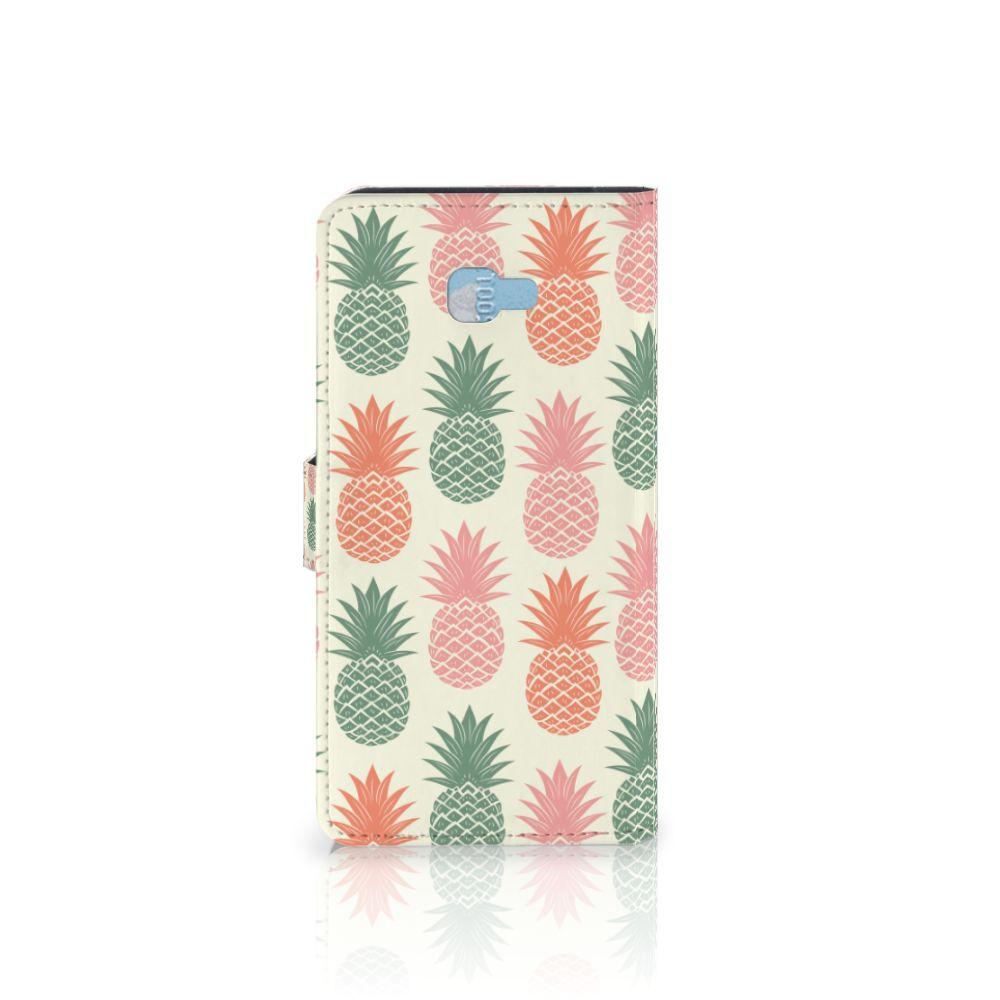 Samsung Galaxy J4 Plus (2018) Book Cover Ananas