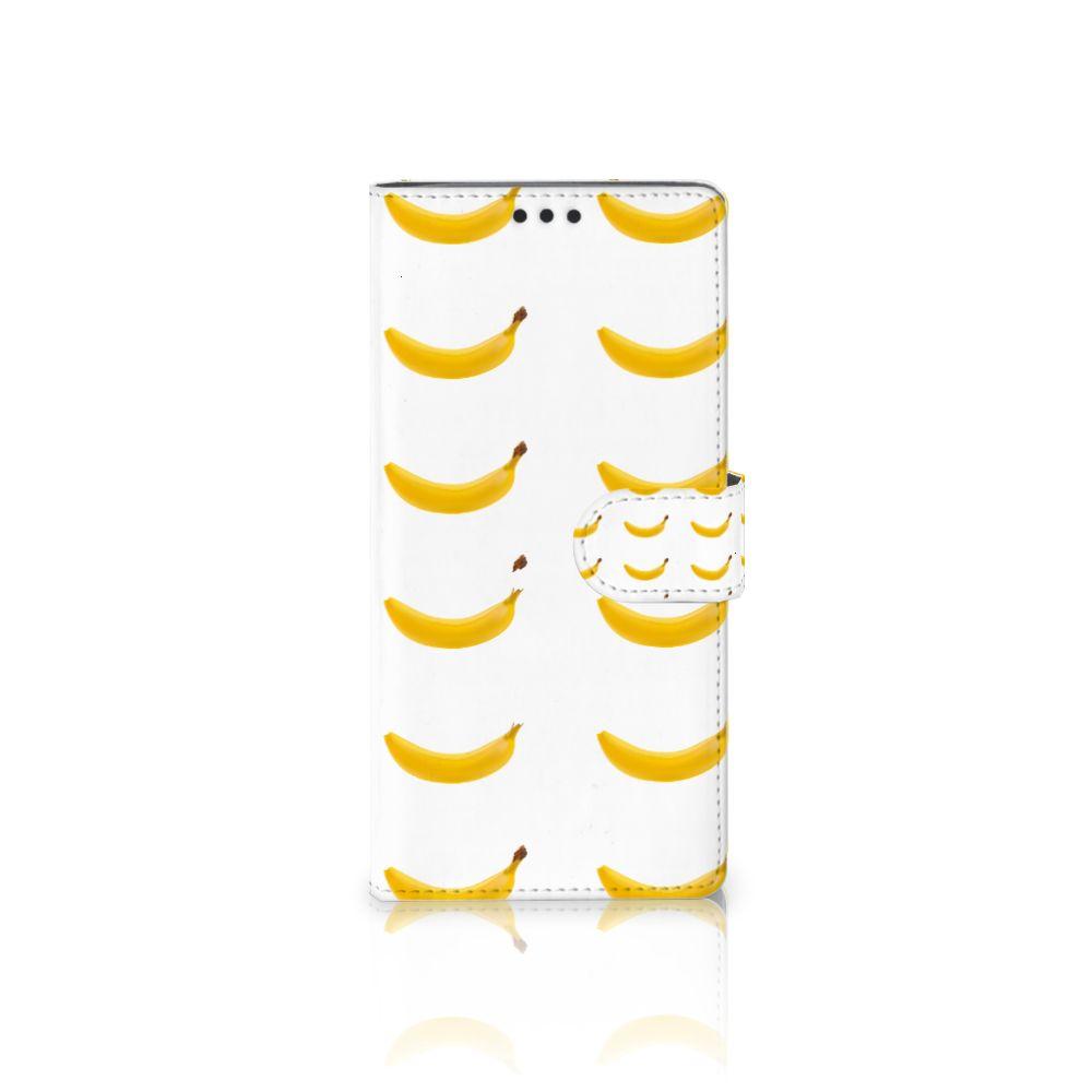 Sony Xperia XA Ultra Uniek Boekhoesje Banana