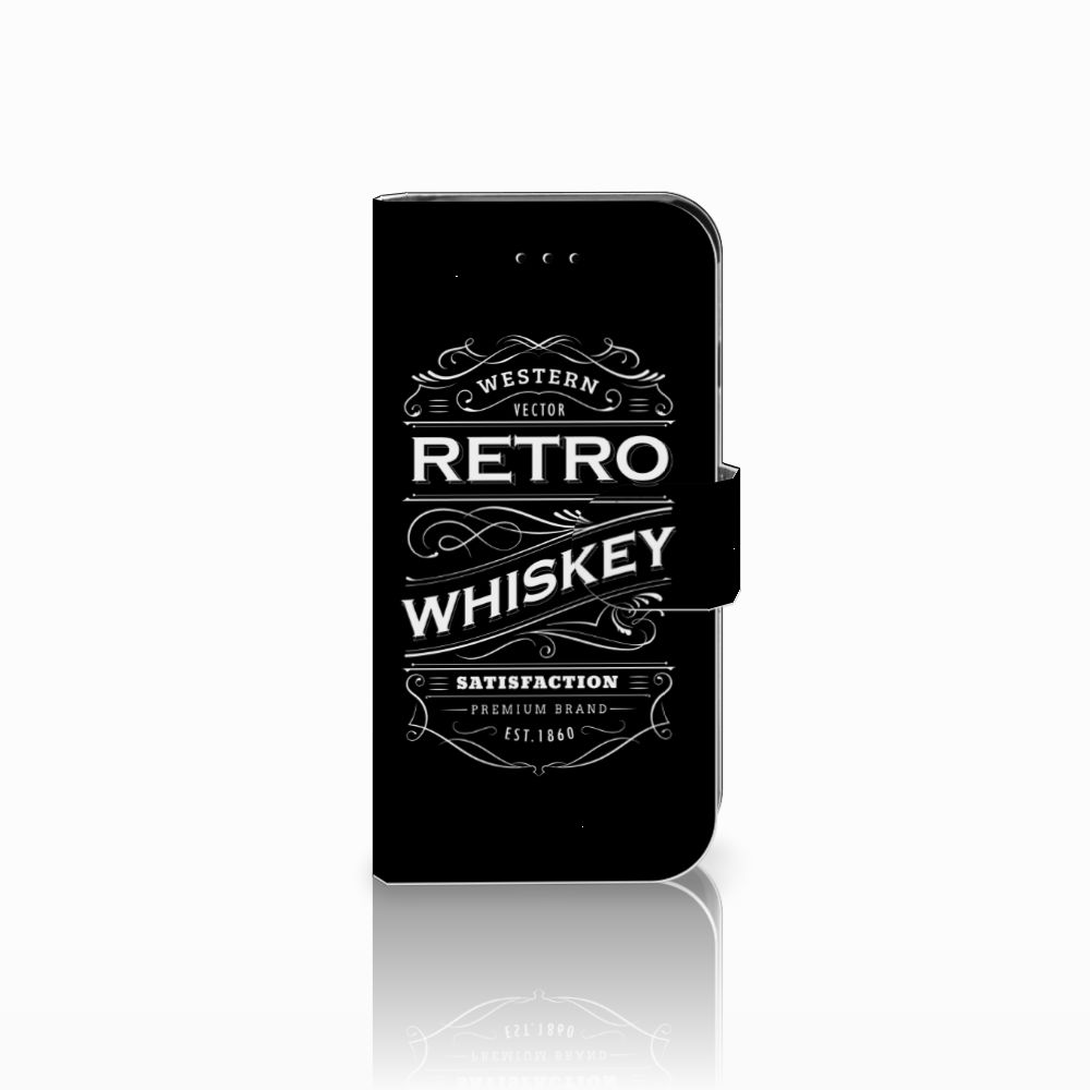 Apple iPhone 6 | 6s Boekhoesje Design Whiskey