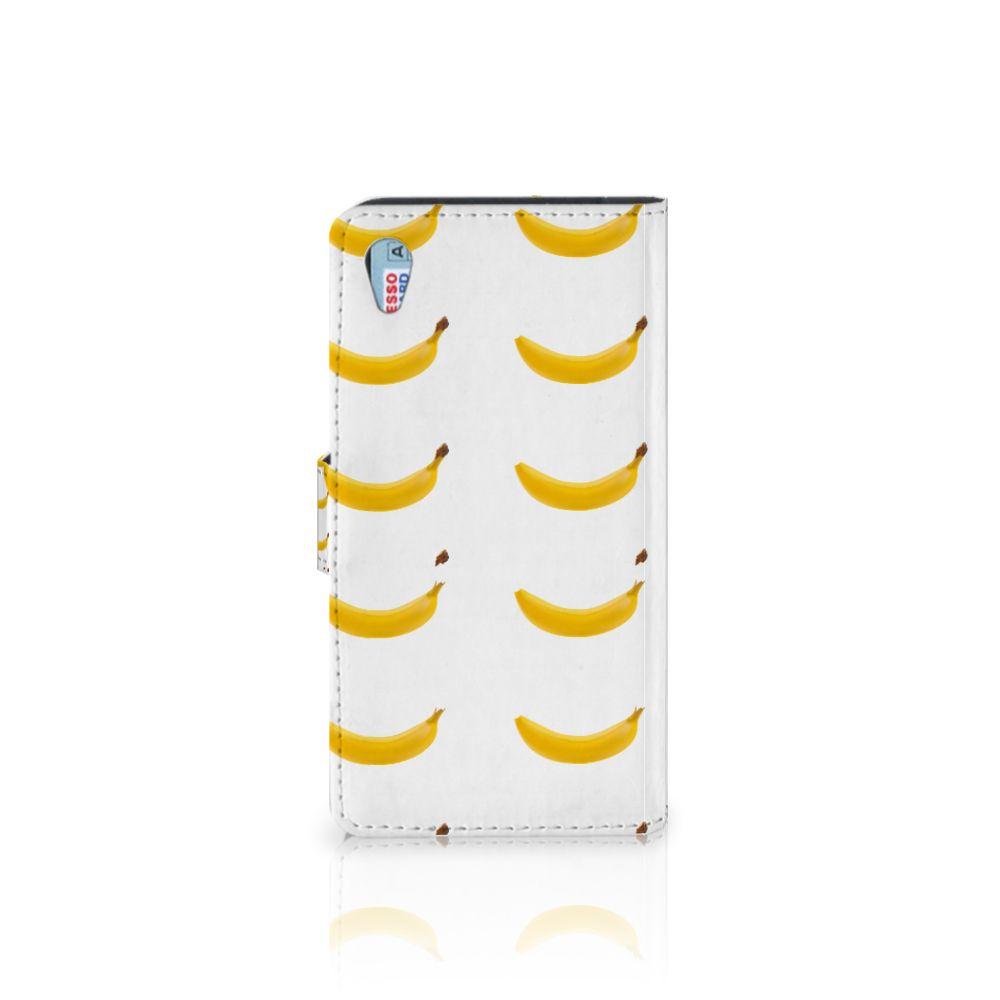 Sony Xperia Z3 Book Cover Banana