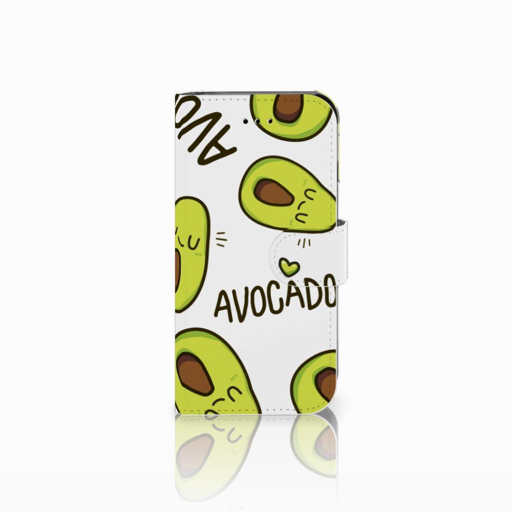 Apple iPhone 6 | 6s Leuk Hoesje Avocado Singing