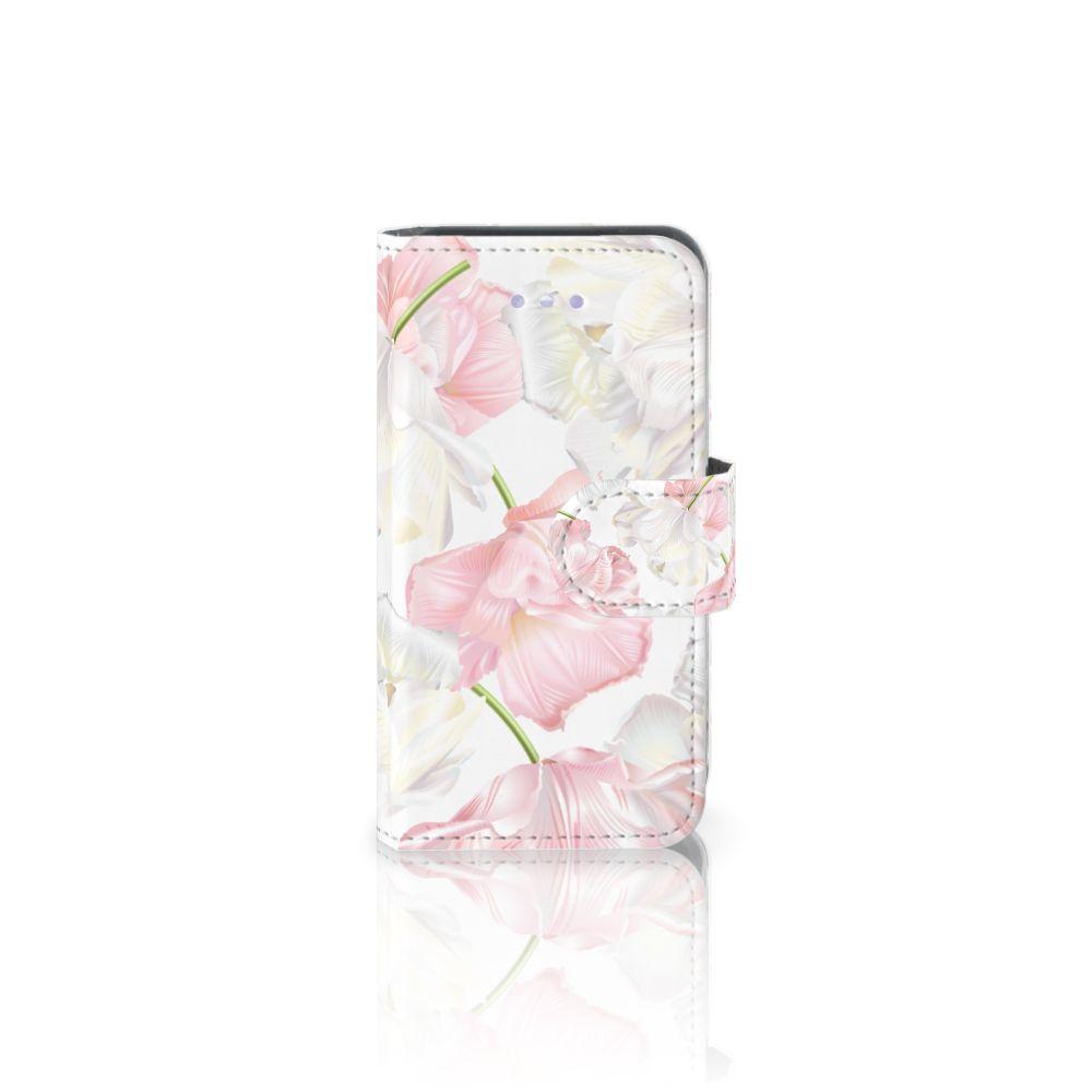 Apple iPhone 4 | 4S Boekhoesje Design Lovely Flowers