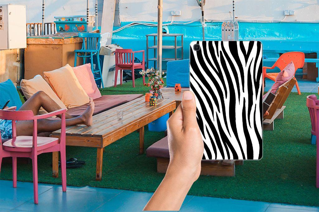 Samsung Galaxy Tab A 8.0 (2019) Back Case Zebra