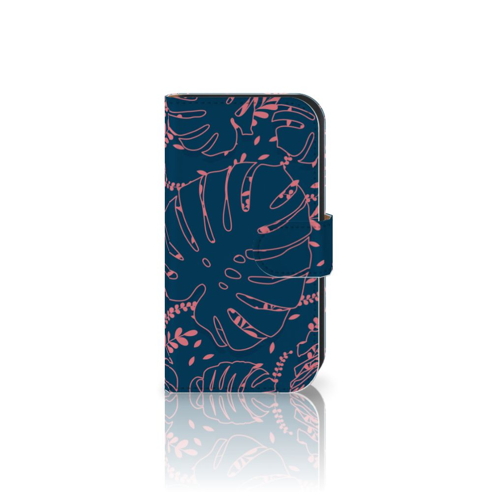 Samsung Galaxy Ace 4 4G (G357-FZ) Boekhoesje Design Palm Leaves