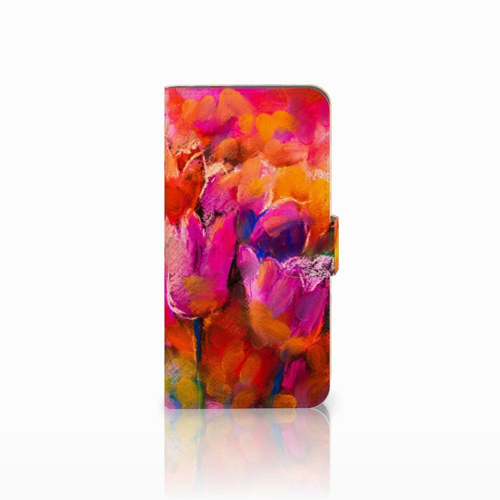 Hoesje Huawei Nova Plus Tulips