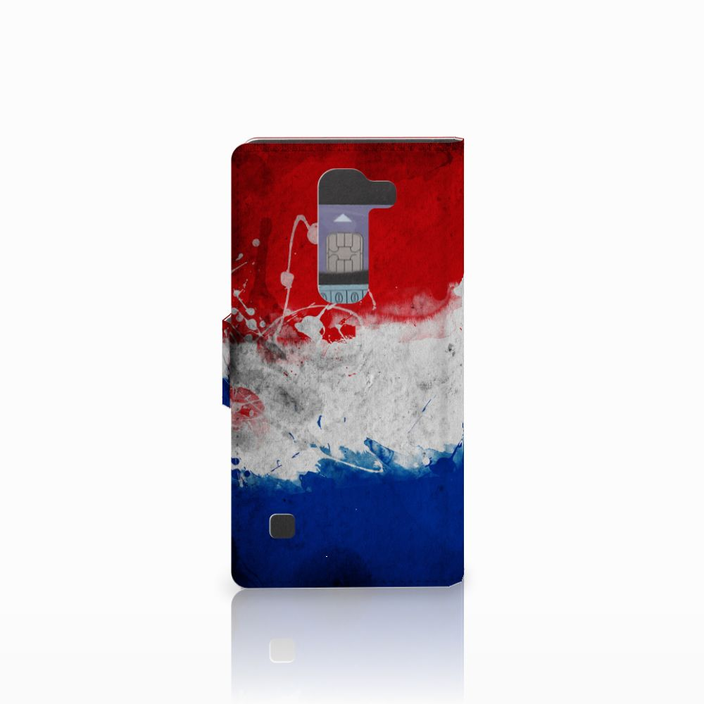 LG Spirit Bookstyle Case Nederland