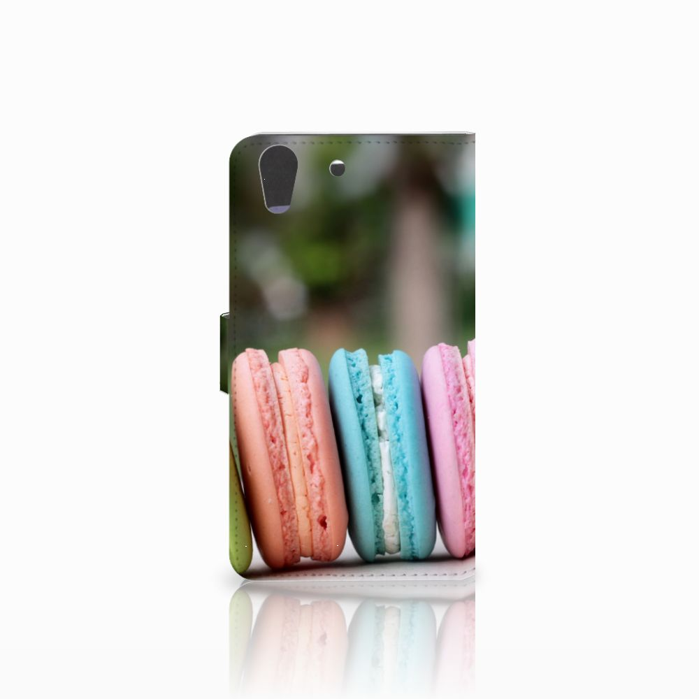 Huawei Y6 II | Honor 5A Book Cover Macarons