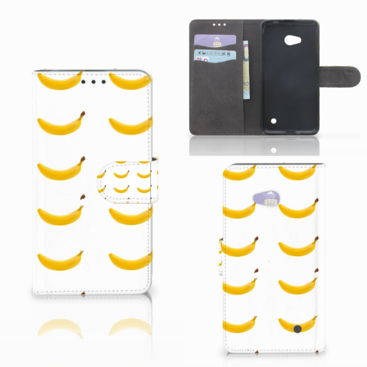 Microsoft Lumia 640 Book Cover Banana