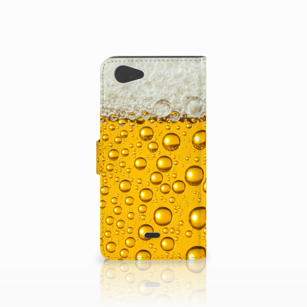 Wiko Pulp Fab 4G Book Cover Bier