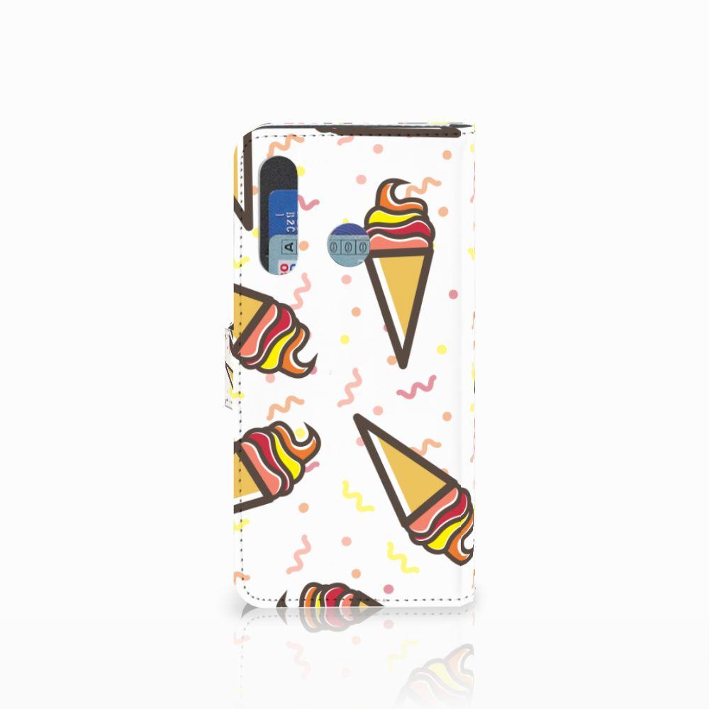 Huawei Nova 4 Book Cover Icecream
