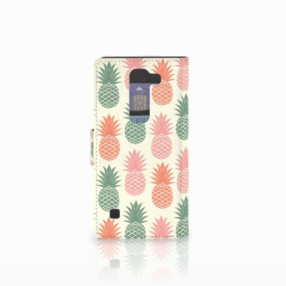 LG Spirit Book Cover Ananas