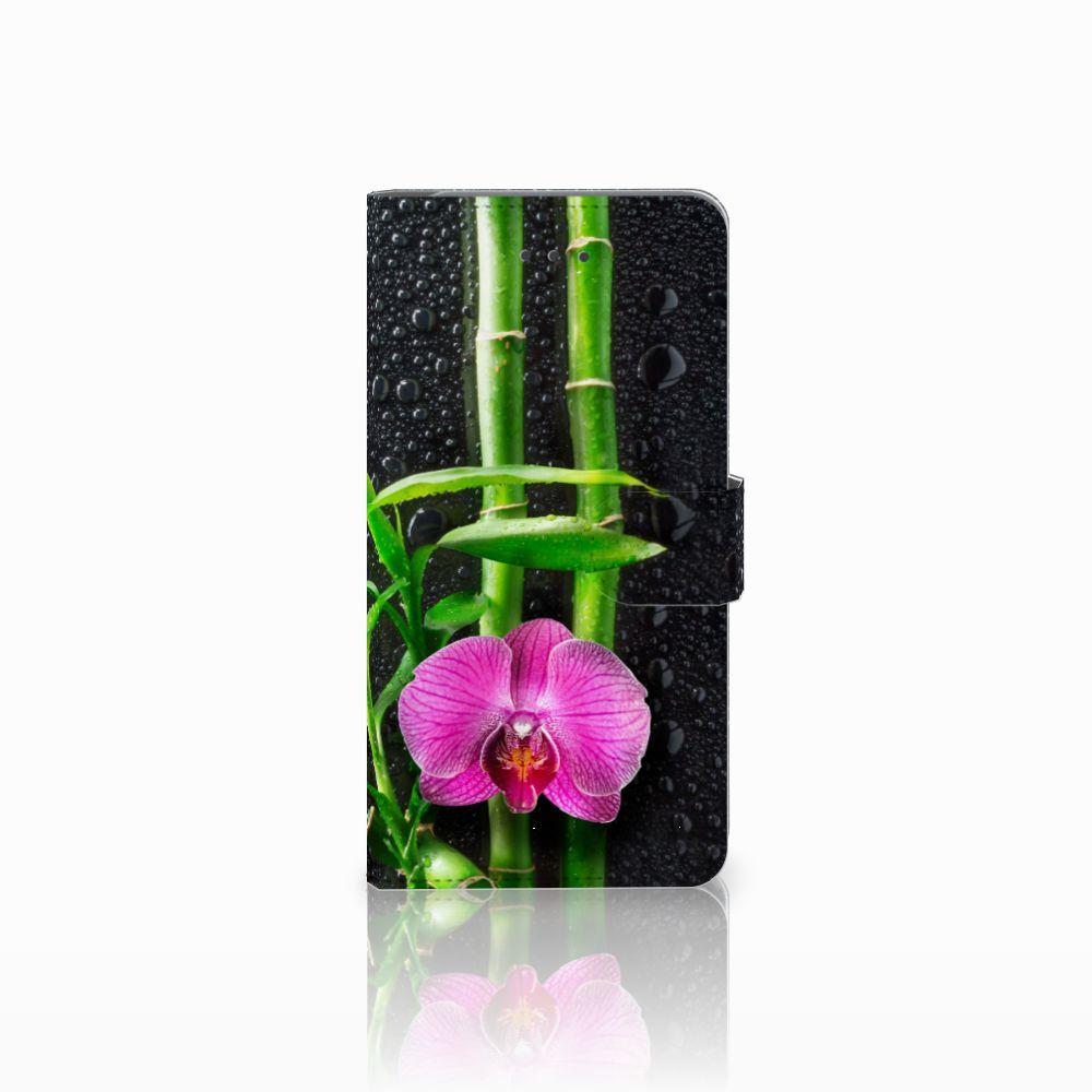Samsung Galaxy J7 (2018) Boekhoesje Design Orchidee
