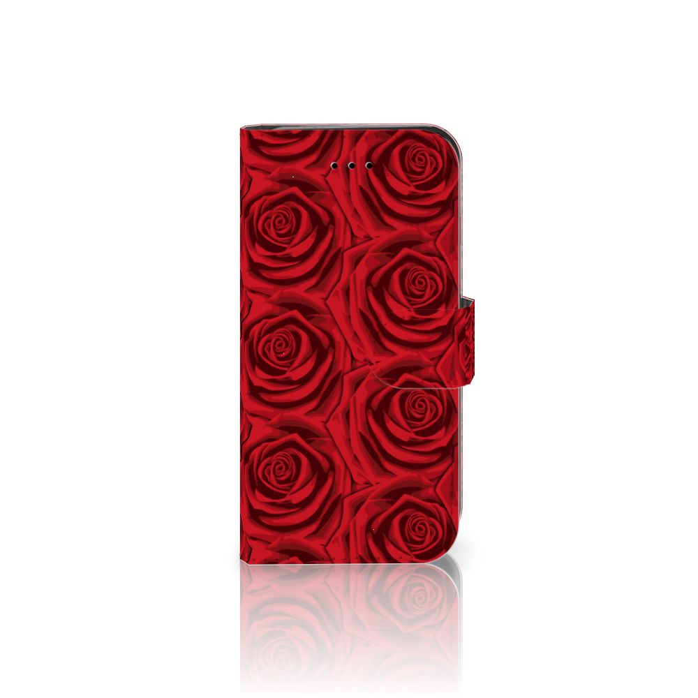 Apple iPhone 7 | 8 Hoesje Red Roses