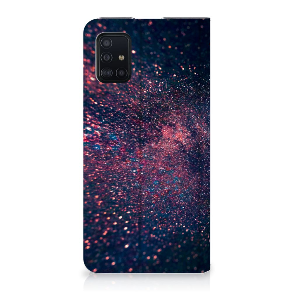 Samsung Galaxy A51 Stand Case Stars