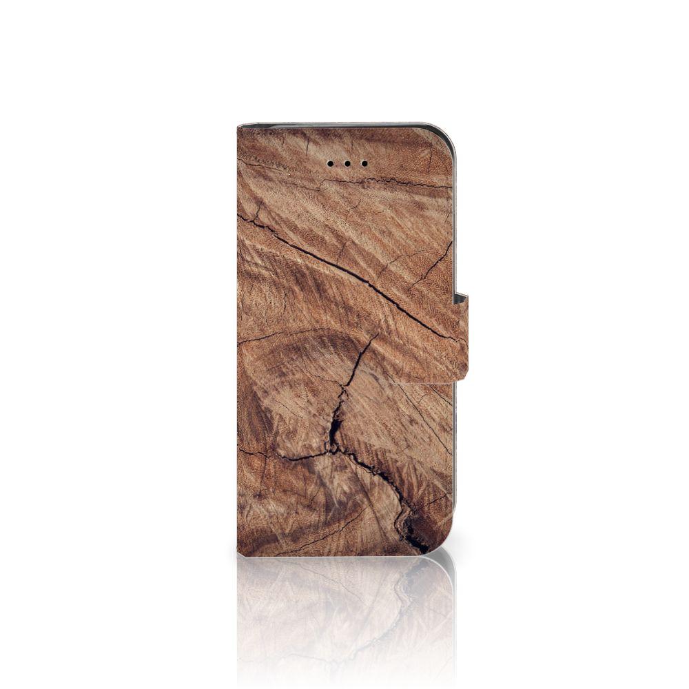Apple iPhone 7 | 8 Boekhoesje Design Tree Trunk