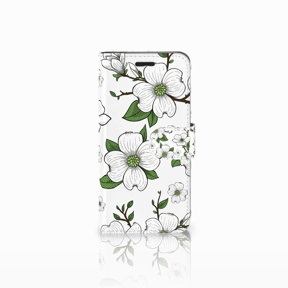 Acer Liquid Z530 | Z530s Boekhoesje Design Dogwood Flowers