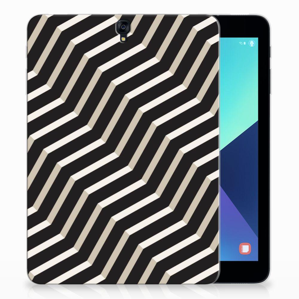 Samsung Galaxy Tab S3 9.7 Back Cover Illusion